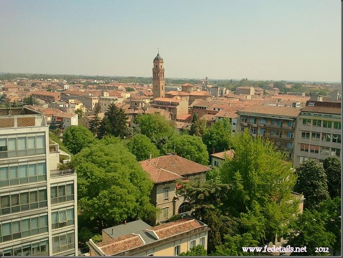 Ferrara skyline 2, Ferrara, Emilia Romagna, Italia - Skylines' Ferrara 2 , Ferrara, Emilia Romagna, Italy - Property and copyright of www.fedetails.net