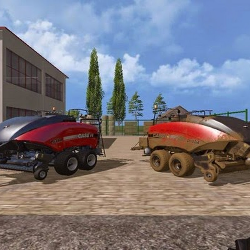 Farming simulator 2015 - Case LB 334 v 2.0