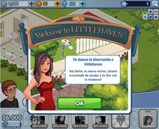 The Sims Social 2