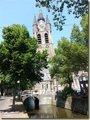 Oude Kerk leaning (Small)