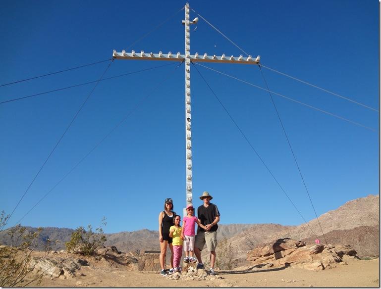 Cross Hike 114