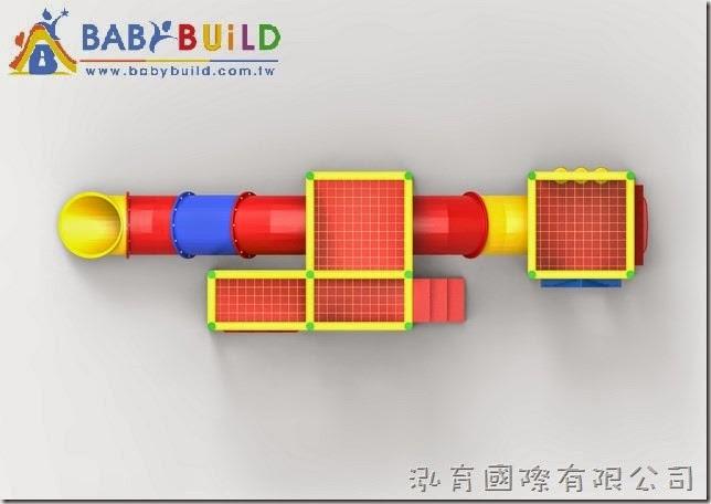 BabyBuild 室內3D泡棉遊戲器材
