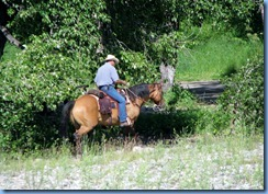 1303 Alberta Red Rock Parkway - Waterton Lakes National Park - horseback riders