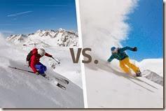 Ski-vs-Snowboard
