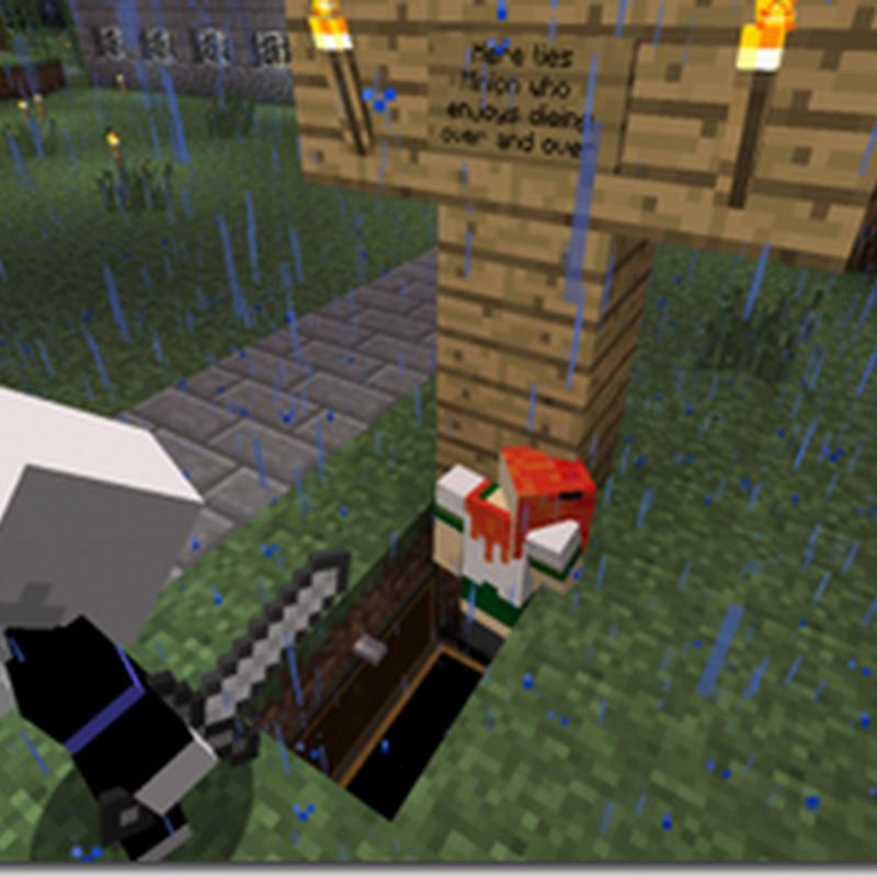 Minecraft 1.2.4 - Minecraft Minions Mod (Servitori)