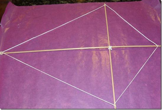 Making a Kite 2