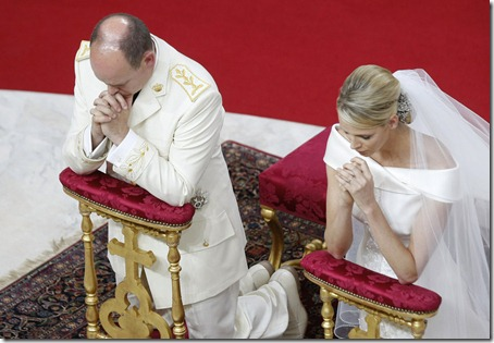 royal wedding in monaco 2011 9