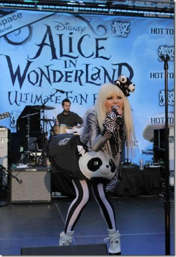 Kerli in Wonderland