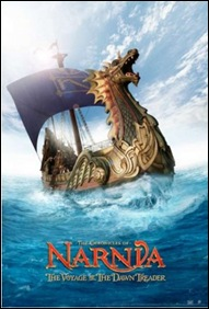 The Chronicles of Narnia - The Voyage of the Dawn Treader - poster