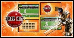 Free Hit Cricket