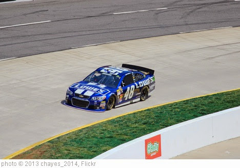 '48 Jimmie Johnson, 2013 STP Gas Booster 500' photo (c) 2013, chayes_2014 - license: https://creativecommons.org/licenses/by-sa/2.0/