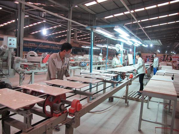 Nhà máy gạch CMC số 2