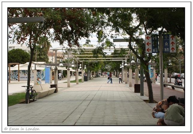 Avinguda del Mar Santa Susanna