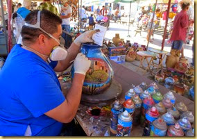 2013-10-30 - Mexico. Los Algodones - Our Pottery -008