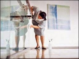 trabalhadores domésticos