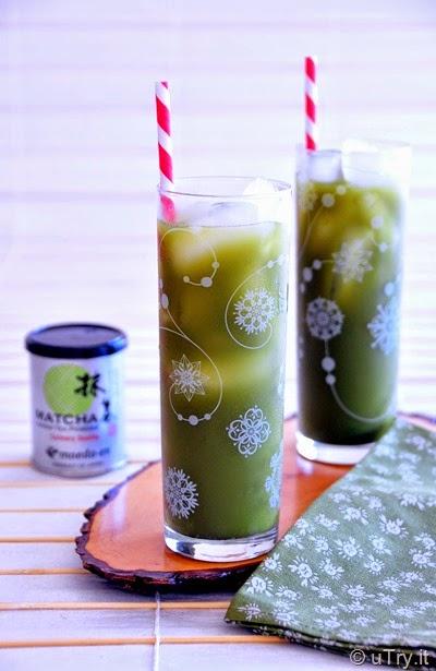 Iced Matcha (冰鎮抹茶)   http://uTry.it