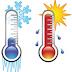Frio e calor: porque tanta diferença?