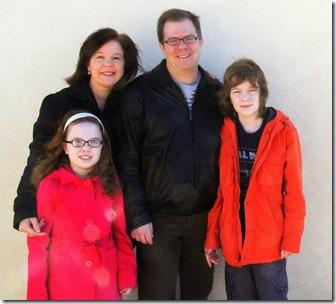 Christmas Family 2013