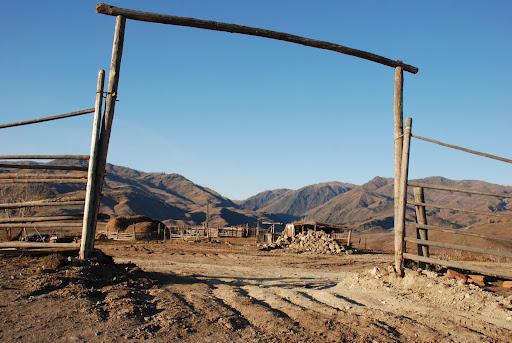 Xinjiang, Baihaba - Village