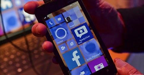 Cómo instalar Windows 10 en cualquier Nokia Lumia