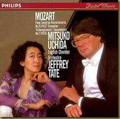 Mozart 27 Uchida Tate