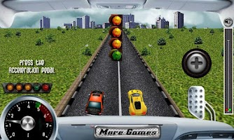 Screenshot of 3D Rush Racing