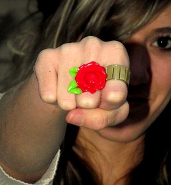 boyish chic ring 1