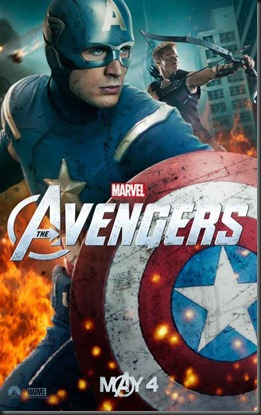 The-Avengers-Captain-America-poster