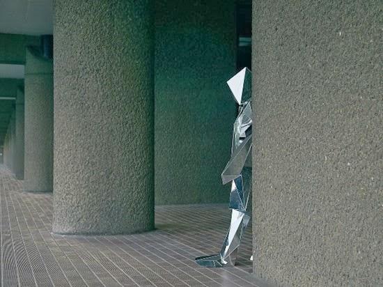 Carl O Robô espelho solitário 06