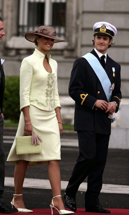 Carlos Felipe, Magdalena de Suecia