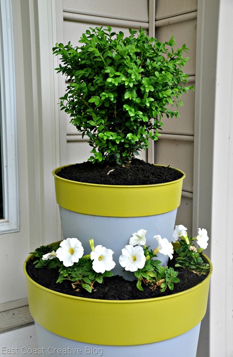 Tiered planter