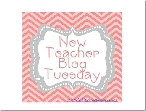 New Teacher Blog Graphic
