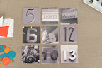Cari Wolfert and Jason Rubin's fall 2011 wedding 	table numbers with photos of numbers found all over New York City. See more of their wedding here: http://ow.ly/aM8wI