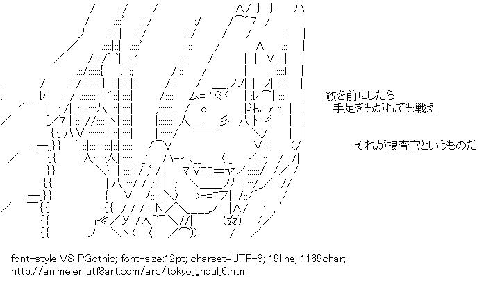 Tokyo Ghoul,Mado Kureo