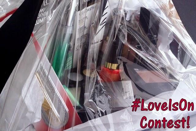 Revlon Contest Giveaway LoveIsOn
