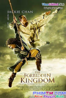 Vua Kung Fu - The Forbidden Kingdom (2008)
