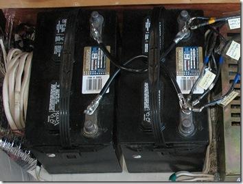 2011-10-07 Battery Bank Set-Up