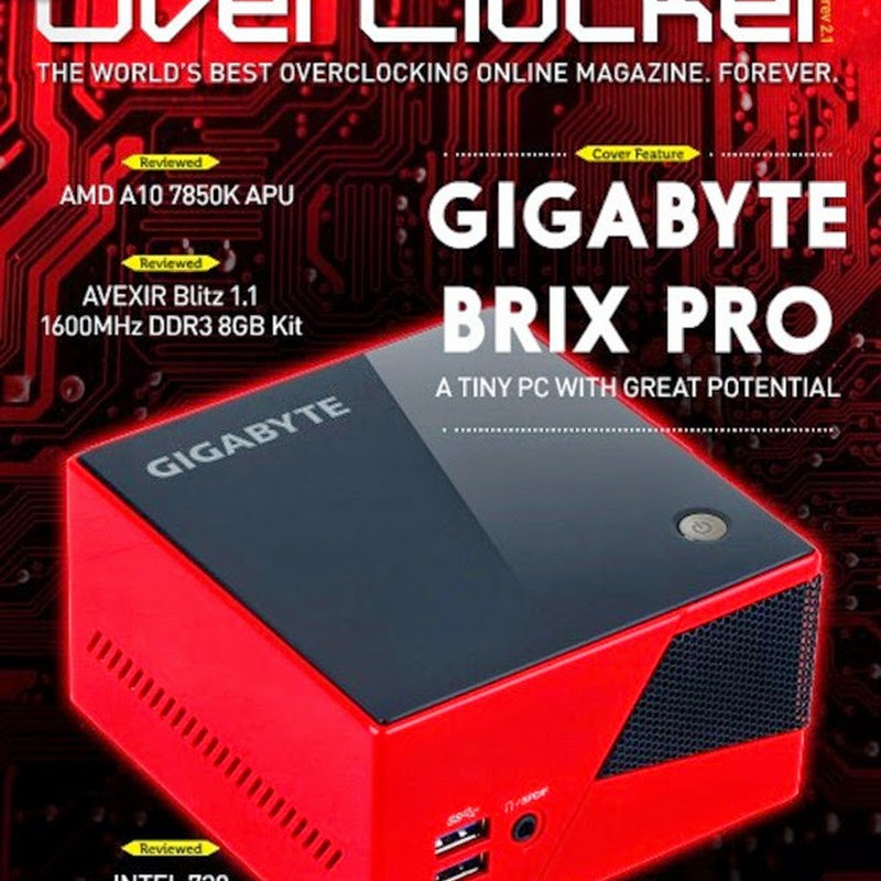 The Overclocker issue 29 is out, check it out!