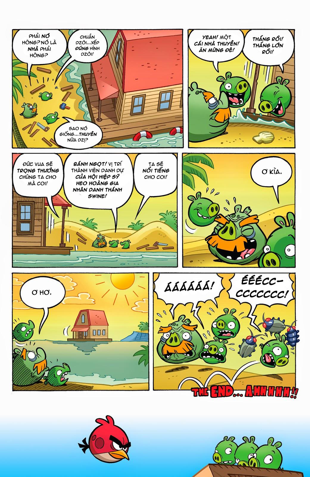 ANGRY BIRDS trang 21