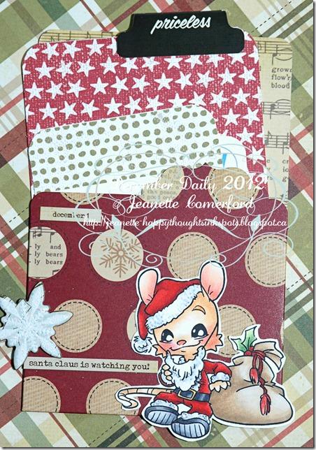 December Daily 2012 #1 close copy