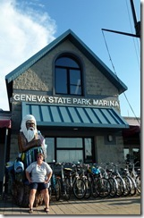 Geneva State Park Marina (OH)