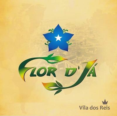 Capa CD Vila dos Reis Flor D'Já