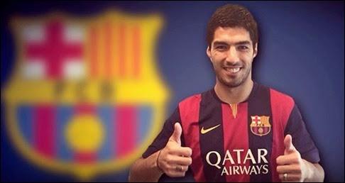 Luis Suárez no podrá ser presentado por el Barcelona