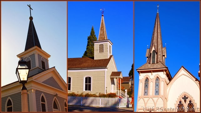 Jacksonville Church Collage