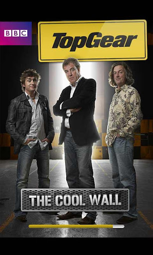 Top Gear Cool Wall