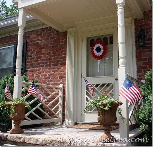 Patriotic Door1