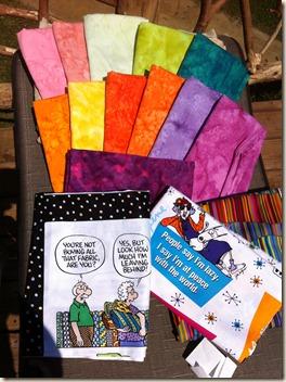 Mary Jo's fabric
