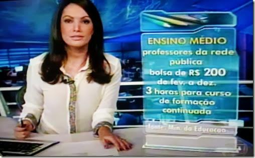 Bolsa professor
