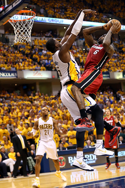 Pacers force Game 7 with Wade and Bosh as Noshows