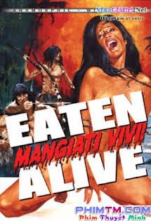 Cầm Thú - Eaten Alive Tập HD 1080p Full